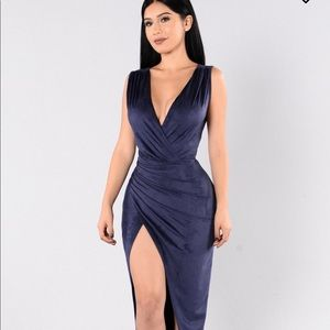 Fashion nova nature made dress